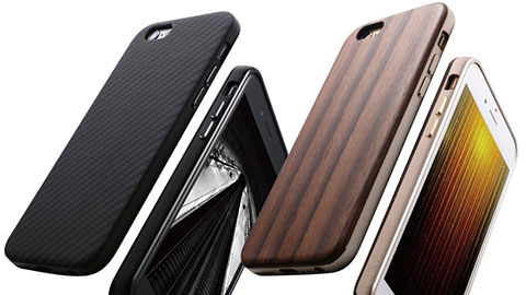 Hybrid Case UNIO for iPhone 6/6 Plus