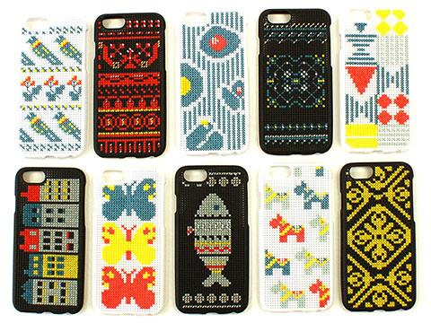 DMC Stitch case for iPhone 6
