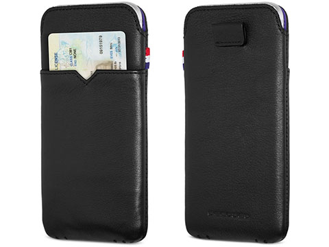 Decoded Leather Pouch with Strap for iPhone 6/6 Plus