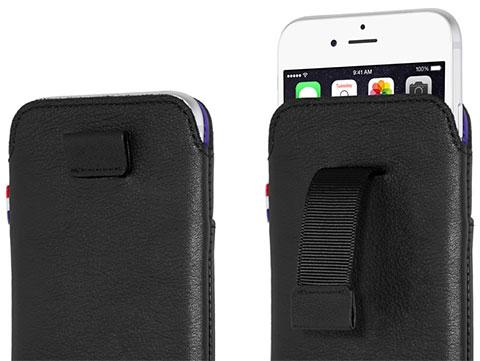 new products a0fc9 13f5c 新製品ニュース】バンドを引っ張るとiPhoneを引き出せる、iPhone 6用・6 ...