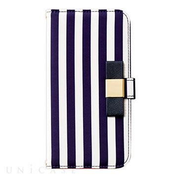 iPhone6 ケース La Boutique ストライプ iPhoneケース for iPhone6 (NV)