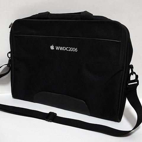WWDC 2006 バッグ