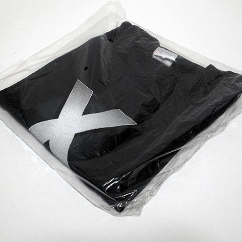 OS X Tiger Tシャツ