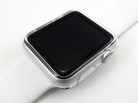 Spigen Apple Watchケース リキッド・クリスタル
