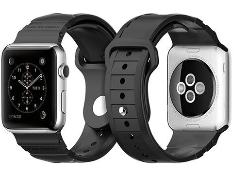 Spigen ラギッド・バンド Apple Watch 42mm用交換バンド