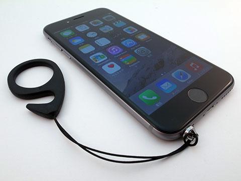 Pluggy Lock + Wrist Strap