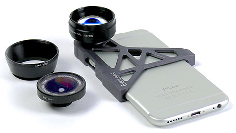 OPTRIX EXOLENS for iPhone 6