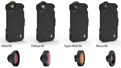 ELEMENTCASE IMAGE LENS SYSTEM iPRO for iPhone 6