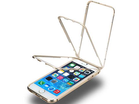 アルミマグネットバンパー for iPhone 6
