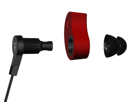 Decibullz Contour Custom Molded Earphones