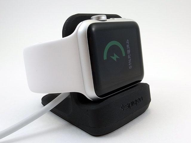 Apple Watchを載せたところ