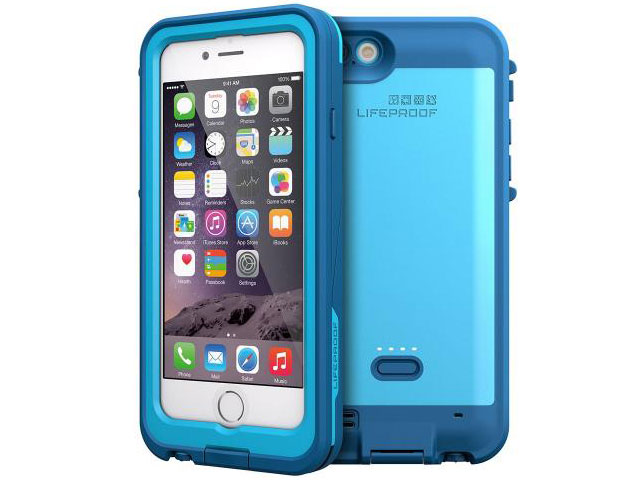 LIFEPROOF fre Power for iPhone 6 Battery Case ブルー