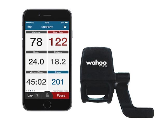 Wahoo Fitness Blue SC+ スピード・ケイデンスセンサー 製品外観