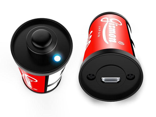 GIZMON フィルム型Bluetoothリモートシャッター