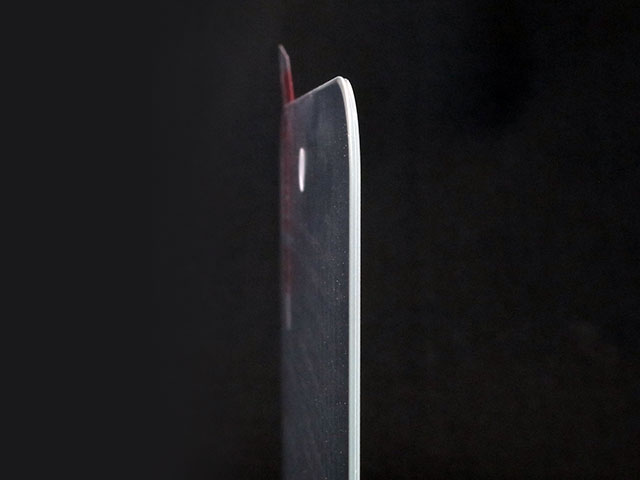 iPod touch用ガラスフィルム GLASS PRO+の側面