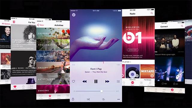 Apple Music - 音楽には、すべてを備えた場所が必要でした。だから、私たちが作りました。