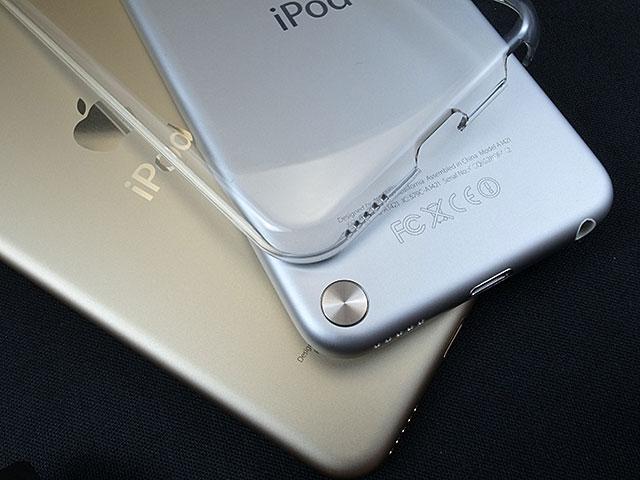 第5世代と第6世代のiPod touch