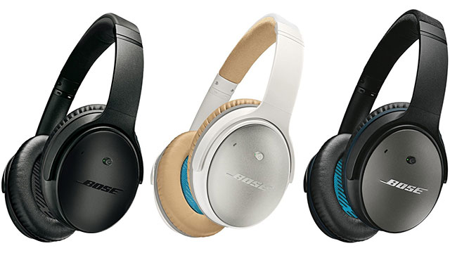 Bose® QuietComfort 25 Acoustic Noise Cancelling headphones