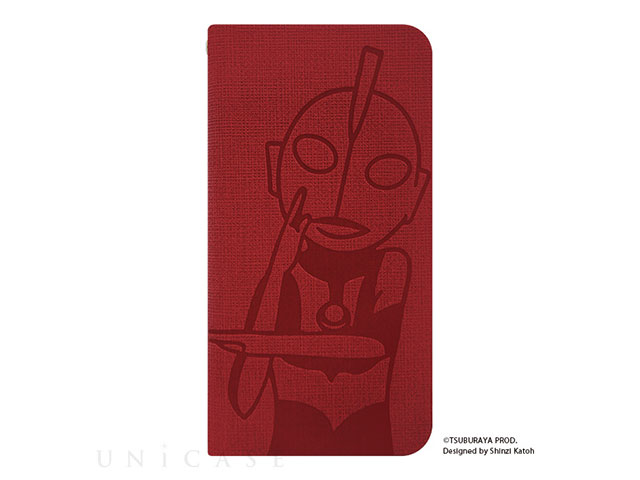 【iPhone6 ケース】ULTRA MONSTERS COLLECTION BY SHINZI KATOH ウォレットケース for iPhone6 ULTRAMAN