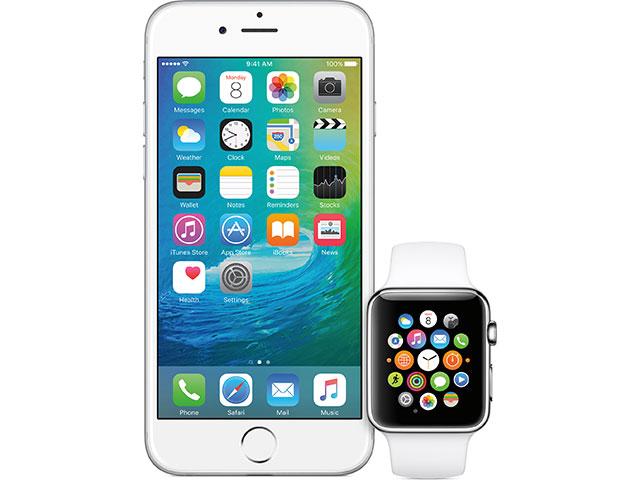 iOS 9とwatchOS 2