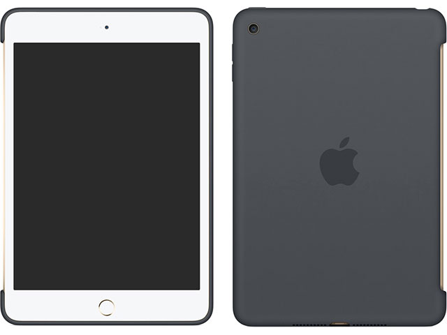 iPad mini 4シリコーンケース