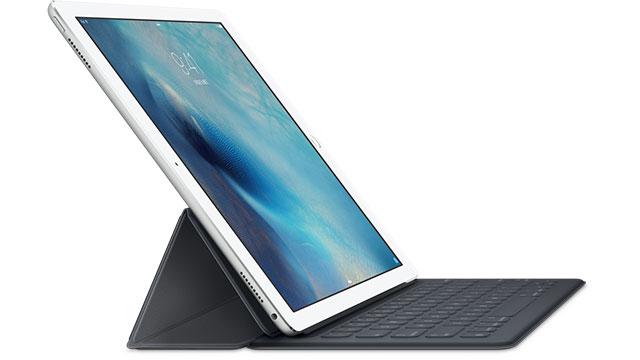 iPad ProのためのSmart Keyboard<