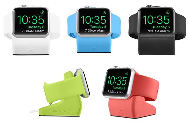 Elevation Lab NightStand for Apple Watchのカラーバリエーション