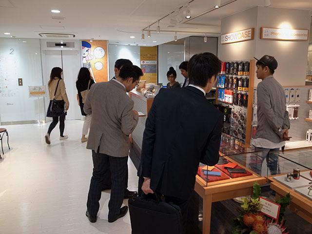 SHOWCASE札幌