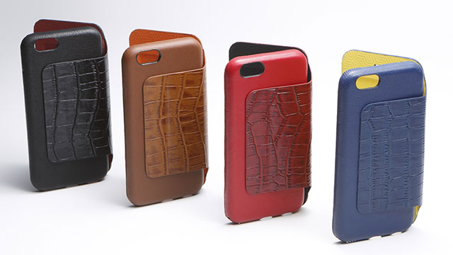 Luxury Genuine Leather Case for iPhone 6s/6s Plus