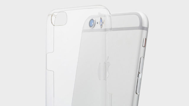 SoftBank SELECTION EQUAL ultrathin for iPhone 6s/6