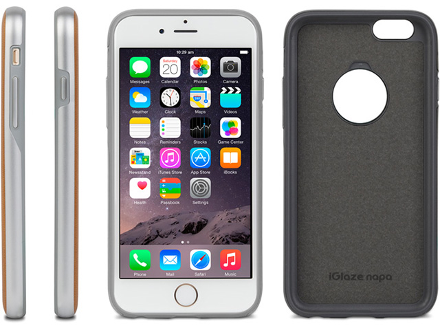 moshi iGlaze napa for iPhone 6/6s