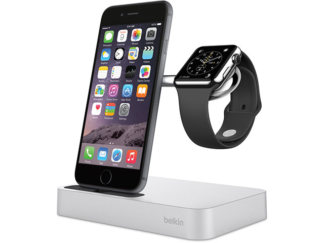 Belkin Charge Dock for Apple Watch + iPhone