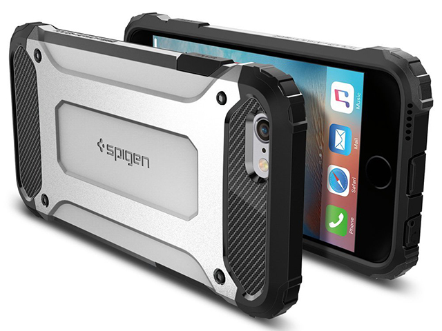 Spigen iPhone 6s Case Tough Armor Tech