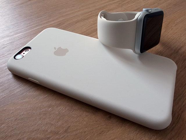 iPhone 6s シリコーンケース