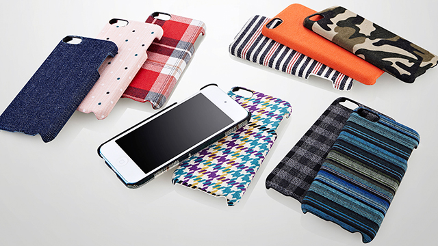 Fabric Case for iPod touch (6th)