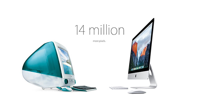 iMac - Then and Now - Apple