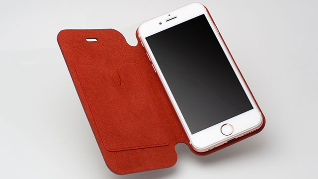 Deff GENUINE ITALIAN LEATHER COVER MASK for iPhone 6s
