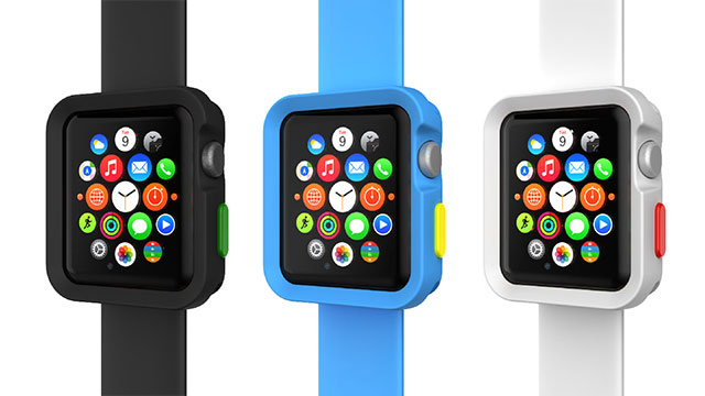 SwitchEasy COLORS for Apple Watch