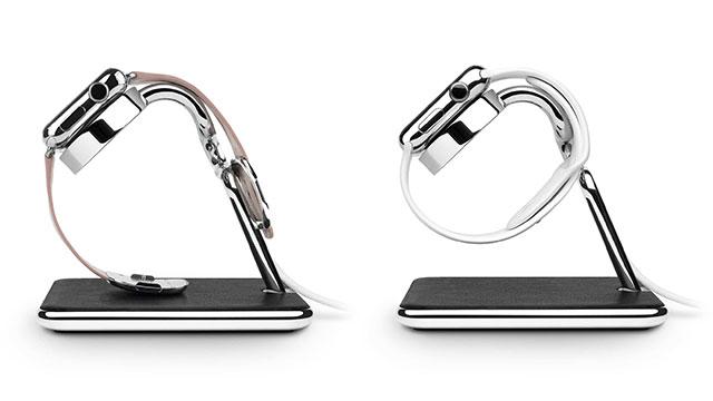 Twelve South Forté Apple Watch用充電スタンド
