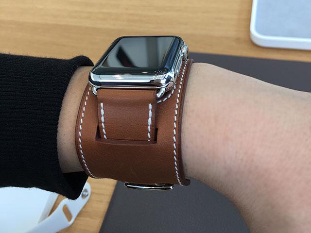 wholesale dealer 30cd8 19ad7 レポート】Apple Watch EditionとApple Watch Hermesを、Apple ...