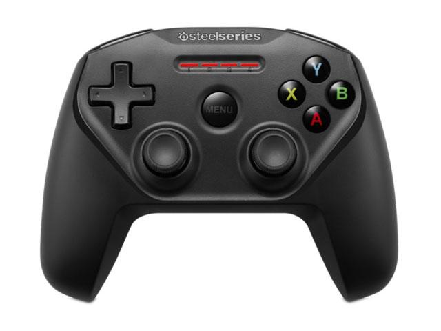 SteelSeries Nimbusワイヤレスゲームコントローラ