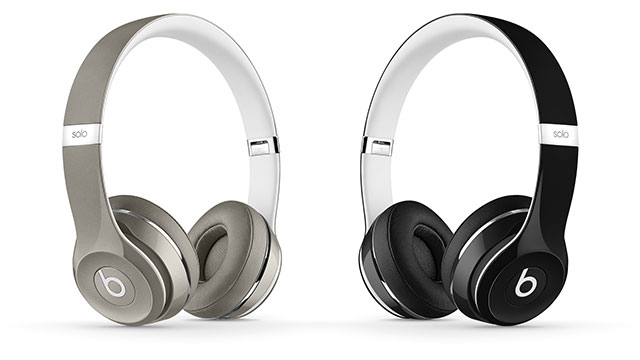Beats by Dr. Dre Solo2オンイヤーヘッドフォン(Luxe Edition)