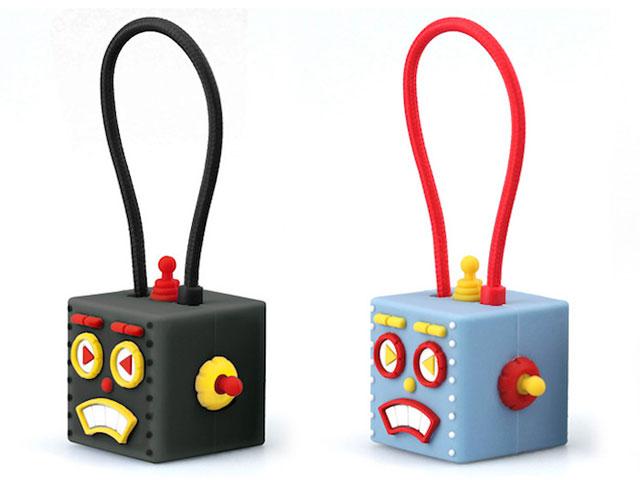 TUNEWEAR CableArt ロボット Lightningケーブル