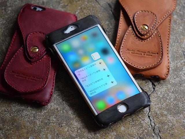 Roberu Shading Leather iPhone 6s/6 Case