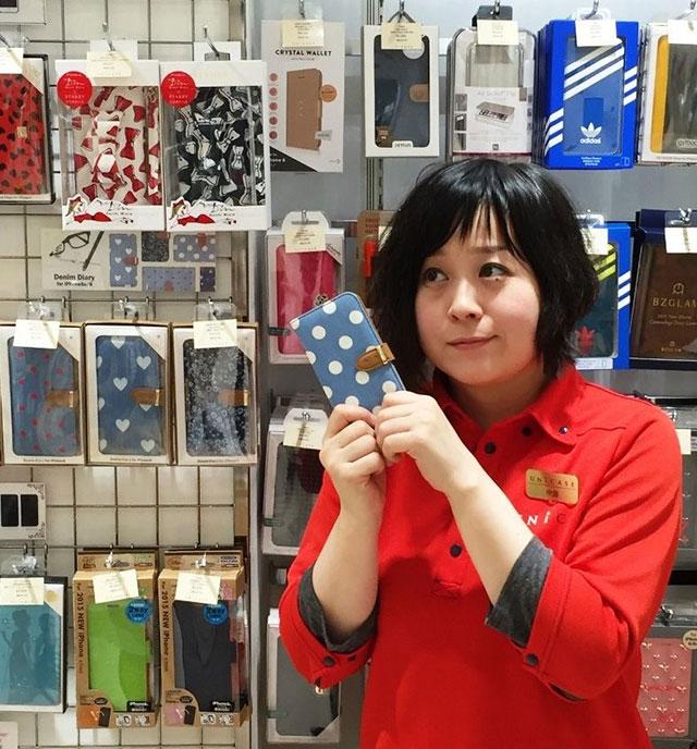 【限定】【iPhone6s/6 ケース】Denim Diary for iPhone 6s/6