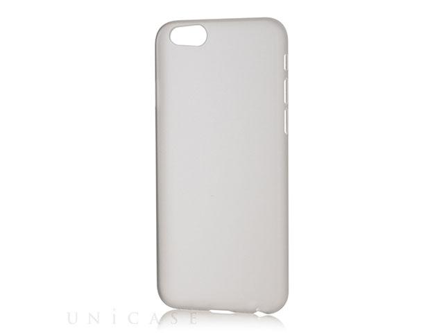 【iPhone 6s/6 ケース】エアージャケットセット(クリアマット)