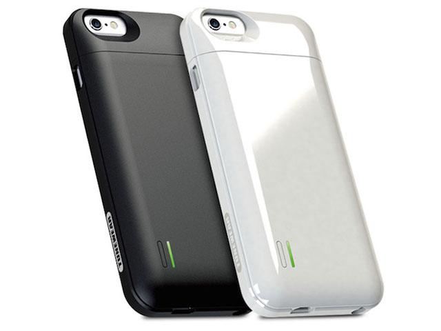 TUNEWEAR TUNEMAX ENERGY JACKET バッテリー内蔵ケース for iPhone 6s/6