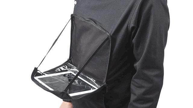 ウェアラブルジャケット(BTS-TABJE01)