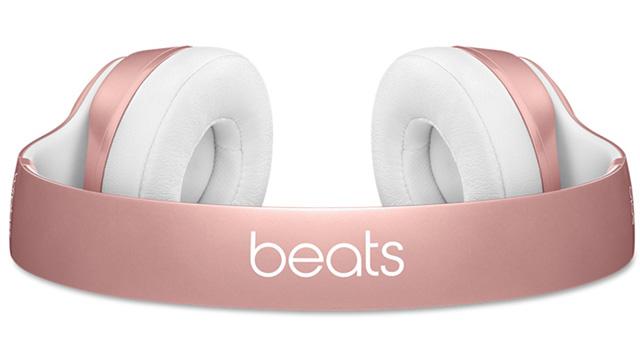 Beats Solo2 ワイヤレス・urBeats ローズゴールド