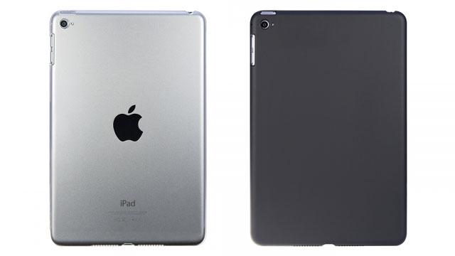 パワーサポート エアージャケットセット for iPad mini 4